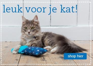 Vind alles dierenbenodigdheden in onze dierenwinkel nabij Leiden of bestel online