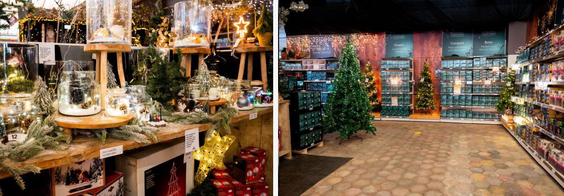 Kerstboomverlichting   Tuincentrum de Mooij