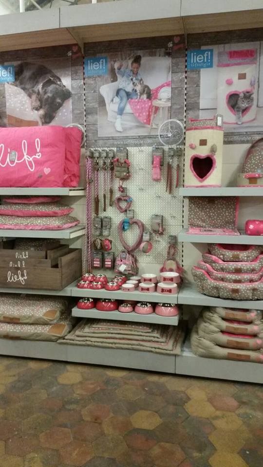 lief! lifestyle bij Tuincentrum de Mooij