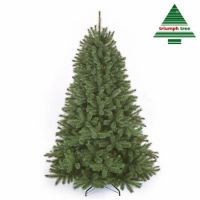 Kerstboom forest frosted h185d130cm