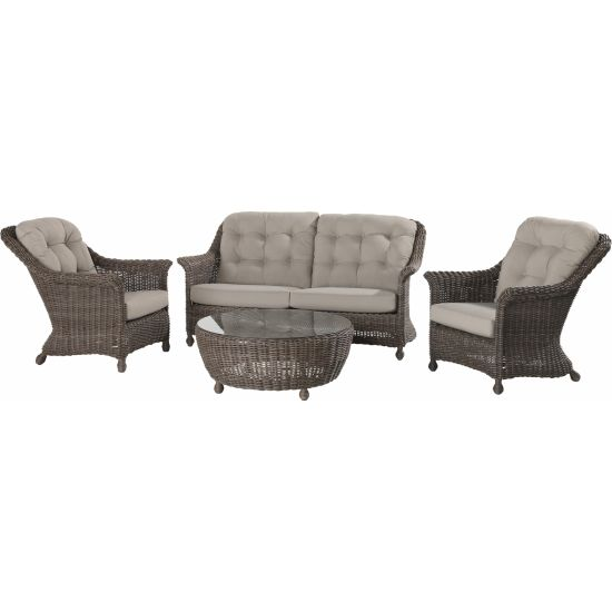 Madoera Livingset 4 Seasons Outdoor - afbeelding 1